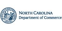 NC Department of Commerce Logo